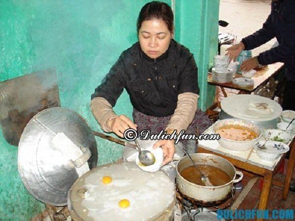 Địa chỉ, quán ăn ngon rẻ ở Lạng Sơn. Du lịch Lạng Sơn nên ăn gì? Đặc sản Lạng Sơn