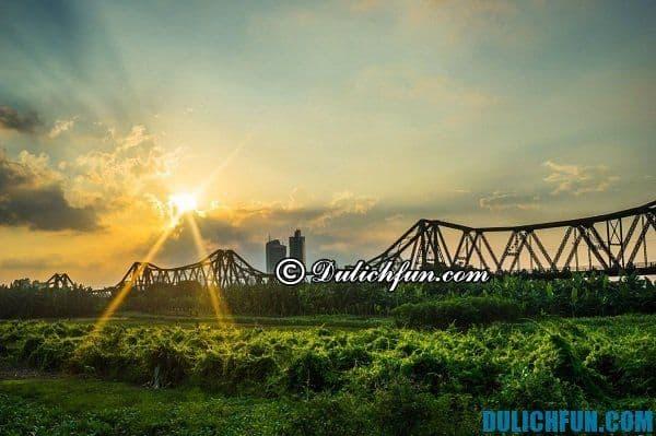 Địa điểm du lịch gần Hà Nội đi trong ngày: Địa điểm tham quan, vui chơi trong ngày ở gần Hà Nội
