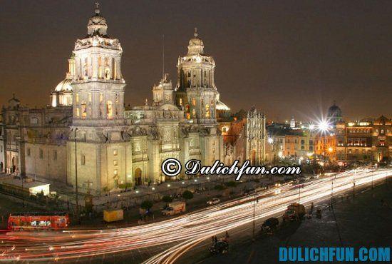 Du lịch Mexico mua sắm ở đâu? Kinh nghiệm du lịch Mexico giá rẻ, thuận lợi