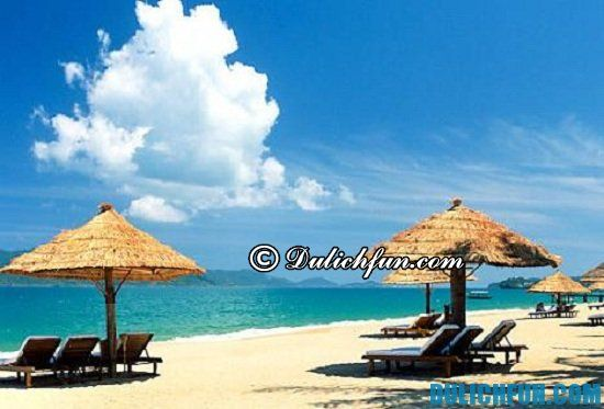Điểm du lịch biển gần Hà Nội nhất: Những bãi biển đẹp gần Hà Nội nên tới