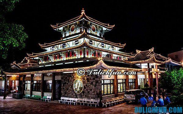 Du lịch Châu Đốc nên đi đâu? Những điểm du lịch đẹp, hấp dẫn, nổi tiếng ở Châu Đốc. Tư vấn lịch trình tham quan du lịch Châu Đốc