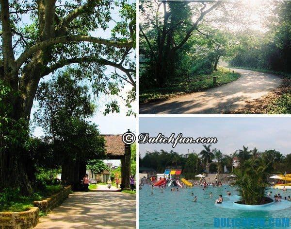 Điểm du lịch gần Hà Nội trong 1 ngày: Những địa điểm du lịch quanh Hà Nội thú vị, hấp dẫn trong 1 ngày