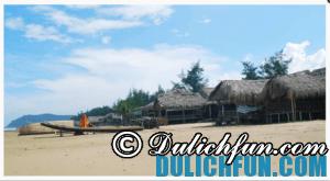 Kinh nghiệm du lịch biển Hải Hòa, Thanh Hóa chi tiết, đầy đủ
