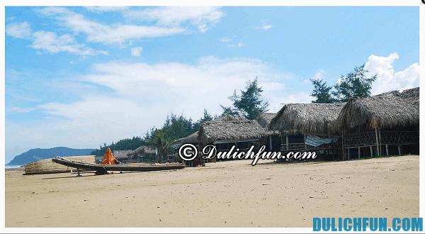 Kinh nghiệm du lịch biển Hải Hòa, Thanh Hóa: Du lịch biển Hải Hòa có gì hấp dẫn?
