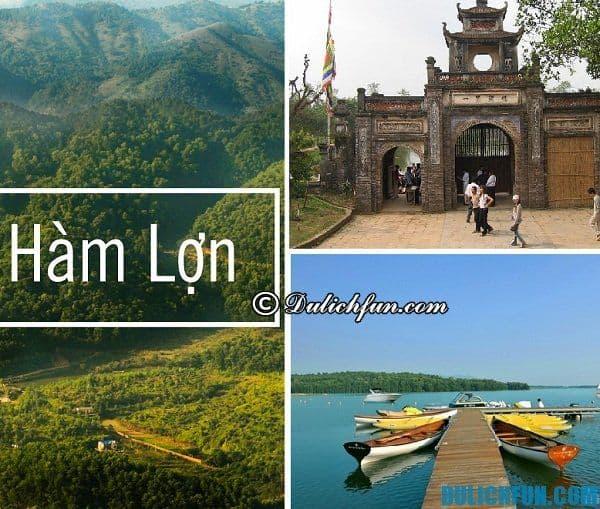 Điểm du lịch gần Hà Nội trong 1 ngày: Đi du lịch ở đâu gần Hà Nội trong 1 ngày hấp dẫn, thú vị, vui nhất