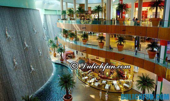 Hướng dẫn du lịch Dubai tự túc: Dubai Mall, địa điểm mua sắm giá rẻ, chất lượng ở Dubai bạn nên tới - Kinh nghiệm du lịch Dubai tự túc, giá rẻ