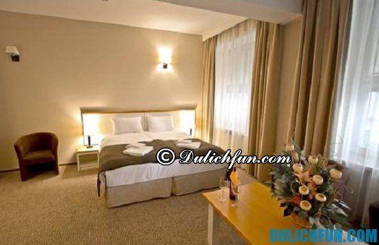 Nên ở đâu khi du lịch Ba Lan? Hotel Kracow Residence, nhà nghỉ, khách sạn đẹp, nổi tiếng ở Ba Lan