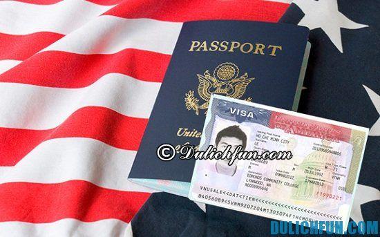 Hướng dẫn cách xin Visa Mỹ trước khi đi du lịch Miami: Hướng dẫn làm visa du lịch Miami