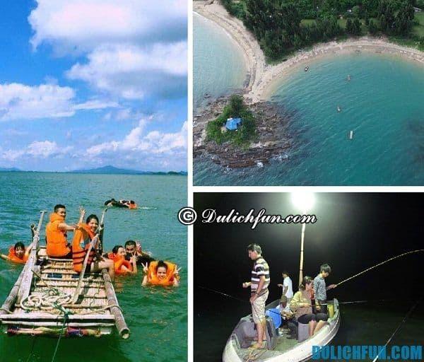 Kinh nghiệm đi đảo Cái Chiên - địa điểm tham quan, vui chơi nổi tiếng ở đảo Cái Chiên