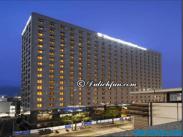 Những khách sạn tốt, giá rẻ ở Seoul, Hàn Quốc. Du lịch Hàn Quốc nên ở đâu?
