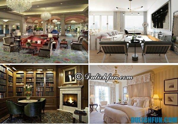 Khách sạn cao cấp, chất lượng tại Washington, khách sạn giá rẻ ở Washington, kinh nghiệm du lịch Washington đầy đủ nhất