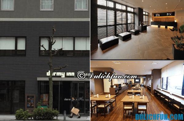 Du lịch Nagoya nên ở đâu? Khách sạn, nhà nghỉ tốt ở Nagoya đẹp, thuận tiện nên thuê