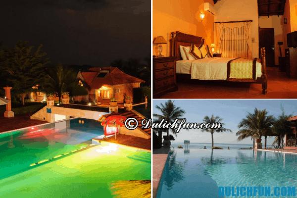 Tới Ninh Chữ nên ở đâu? Kinh nghiệm lựa chọn khách sạn ở Ninh Chữ/Khách sạn nhà nghỉ ở Ninh Chữ. Kinh nghiệm du lịch Ninh Chữ
