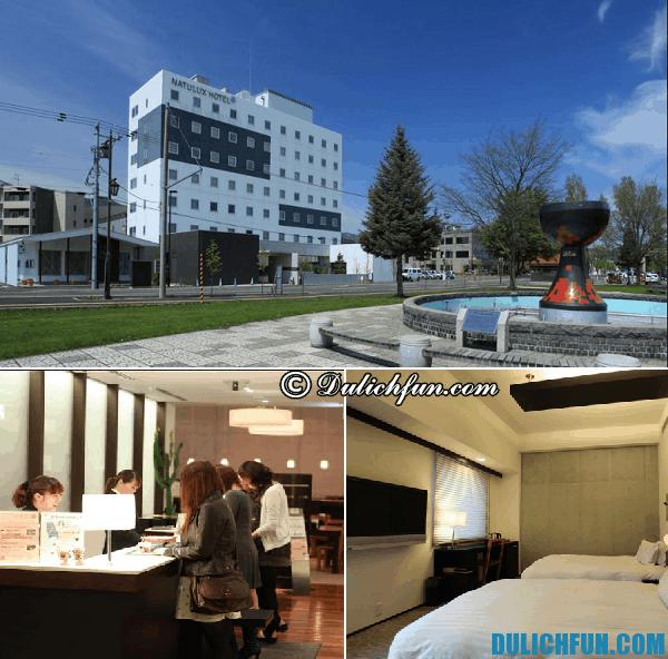 Tư vấn lịch trình vui chơi, ngủ nghỉ ở Hokkaido: Du lịch Hokkaido nên ở đâu? Những nhà nghỉ, khách sạn tốt ở Hokkaido nên thuê