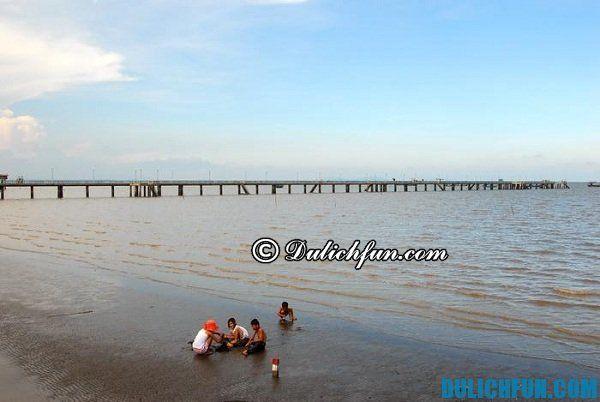 Khu du lịch biển Tân Thành ở Tiền Giang, địa điểm du lịch nổi tiếng nhất ở Tiền Giang. Địa điểm vui chơi lý tưởng ở Tiền Giang