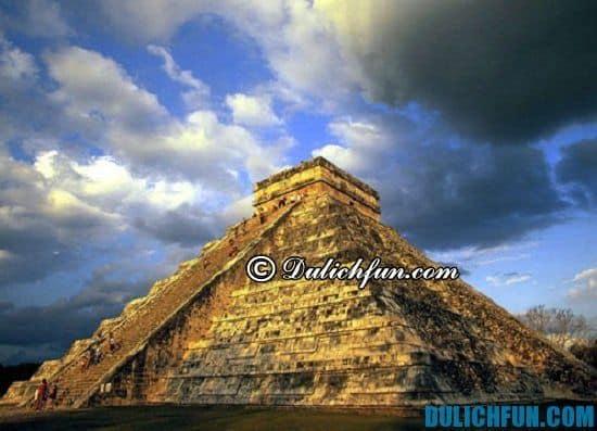 Tư vấn tour du lịch Mexico giá rẻ: Du lịch Mexico nên đi đâu chơi và danh lam thắng cảnh nổi tiếng ở Mexico