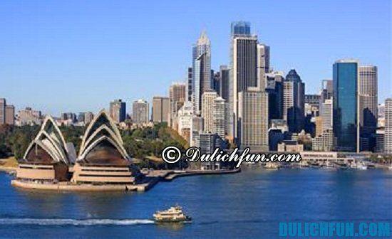 Tổng hợp kinh nghiệm du lịch Brisbane đầy đủ, chi tiết nhất: Hướng dẫn lịch trình vui chơi, tham quan, ăn uống khi đi du lịch Brisbane