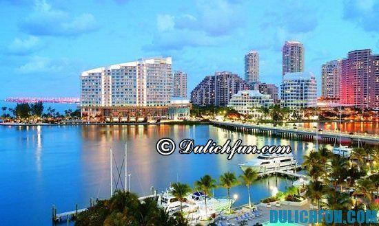 Hướng dẫn kinh nghiệm du lịch Miami đầy đủ nhất: Du lịch Miami có gì hấp dẫn