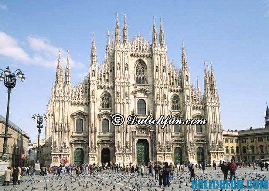 Chia sẻ kinh nghiệm du lịch Milan đầy đủ, chi tiết nhất: Du lịch Milan, Italia có gì hấp dẫn?