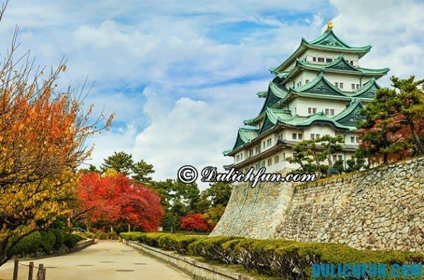 Du lịch Nagoya nên đi đâu? Những điểm tham quan, du lịch ở Nagoya đẹp, nổi tiếng. Kinh nghiệm du lịch Nagoya