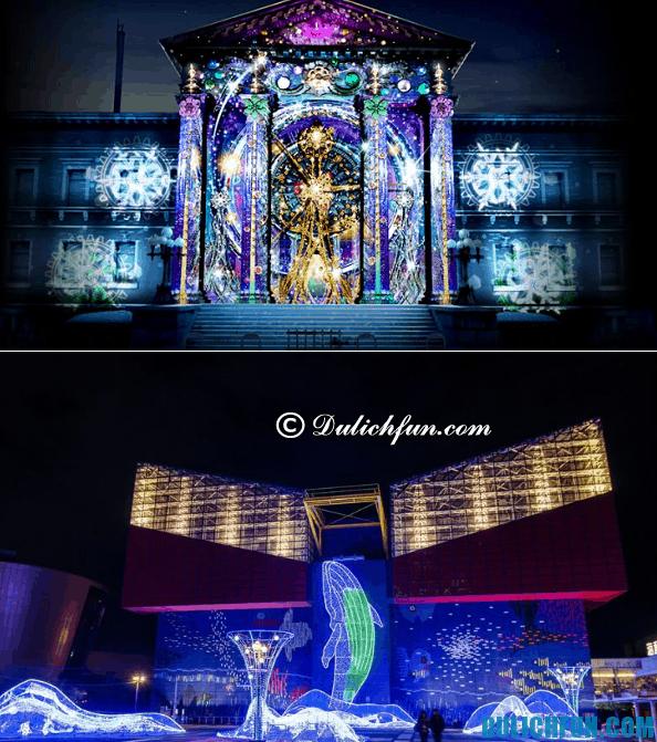 Các lễ hội ánh sáng ở Nhật Bản: Thời gian, địa điểm, giá vé: Những lễ hội ánh sáng hoành tráng, đẹp mắt ở Nhật Bản