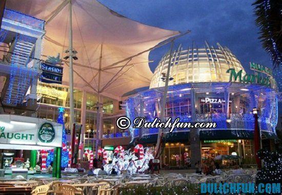 Mua gì, ở đâu khi du lịch Hua Hin? Khu phố shopping Market Village, địa điểm mua sắm nổi tiếng ở Hua Hin