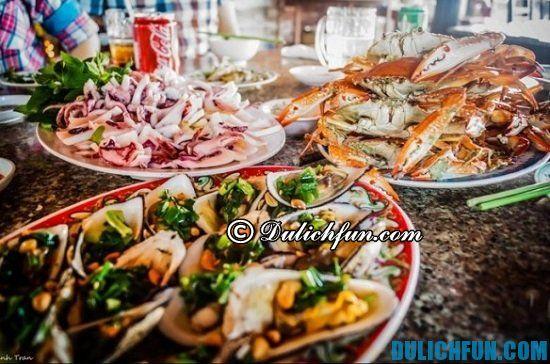 Nên ăn gì khi du lịch Hồ Tràm? Những món ăn ngon, hấp dẫn ở Hồ Tràm