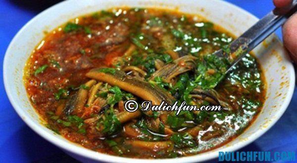 Đặc sản dân dã nổi tiếng ở Nghệ An. Tới Nghệ An nên ăn đặc sản gì?