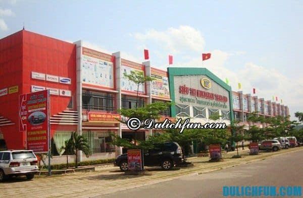 Du lịch Lao Bảo mua sắm ở đâu? Địa chỉ mua sắm khi đi Lao Bảo. Kinh nghiệm du lịch Lao Bảo tự túc