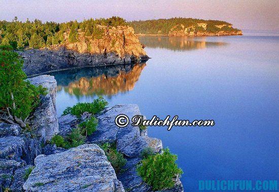 Nên du lịch Canada thời điểm nào? Du lịch Canada mùa nào đẹp nhất?