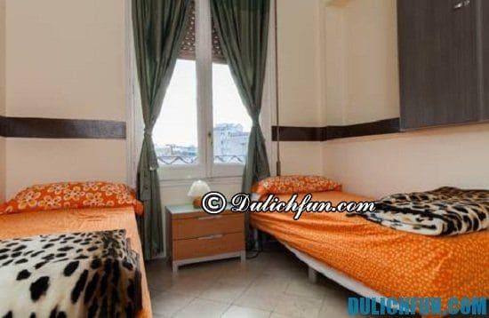 Nên ở đâu khi du lịch Barcelona? Nhà nghỉ, khách sạn đẹp ở Barcelona bạn nên tham khảo