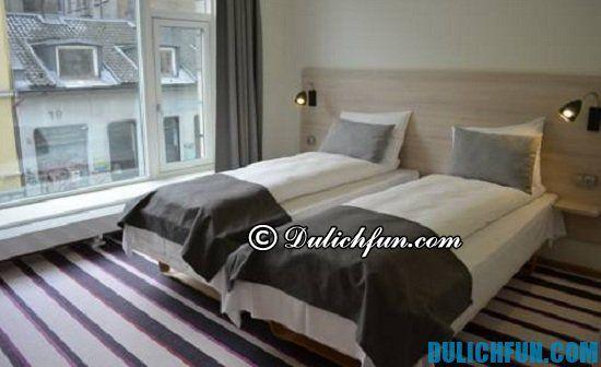 Nên ở khách sạn nào khi du lịch Na Uy? Tư vấn những nhà nghỉ, khách sạn chất lượng, tiện nghi ở Na Uy - Kinh nghiệm du lịch Na Uy