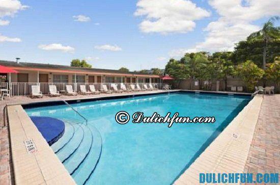 Nên ở đâu khi du lịch Miami? Nhà nghỉ, khách sạn đẹp, giá rẻ ở Miami