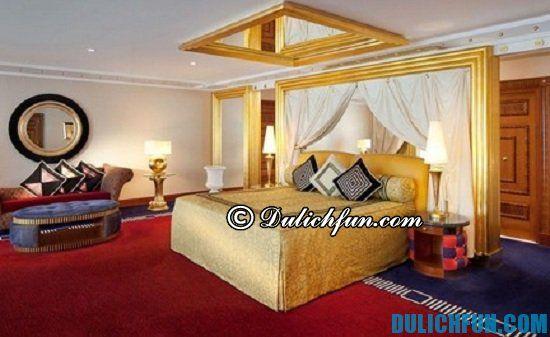 Nên ở đâu khi du lịch Dubai? Những nhà nghỉ, khạch sạn đẹp, giá rẻ ở Dubai - Kinh nghiệm du lịch Dubai tự túc, giá rẻ