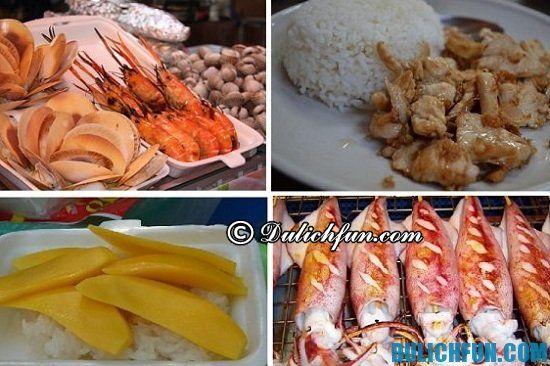 Ăn gì khi du lịch Hua Hin? Khám phá những món ăn ngon, đặc sản nổi tiếng ở Hua Hin nhẩt định phải thử
