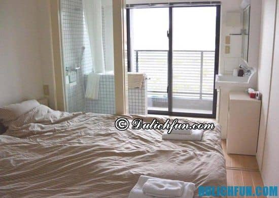 Nên ở đâu khi du lịch okinawa? Apartment Hotel & Resort Tilla SeaQ, khách sạn đẹp giá rẻ ở okinawa