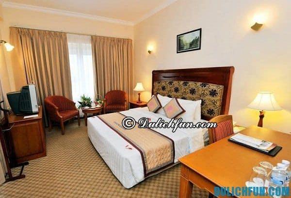 Phòng khách sạn nghỉ ngơi khi du lịch mũi Điện. Kinh nghiệm du lịch Mũi Điện từ A- Z.