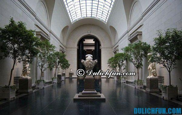 Phòng trưng bày nghệ thuật hiện đại, địa điểm du lịch nổi danh ở Washington D.C. Những địa điểm du lịch nổi tiếng và đẹp ở Washington