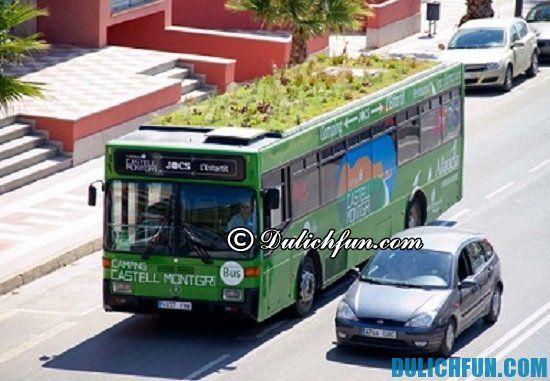 Hướng dẫn cách đi du lịch tới Barcelona và phương tiện di chuyển ở Barcelona