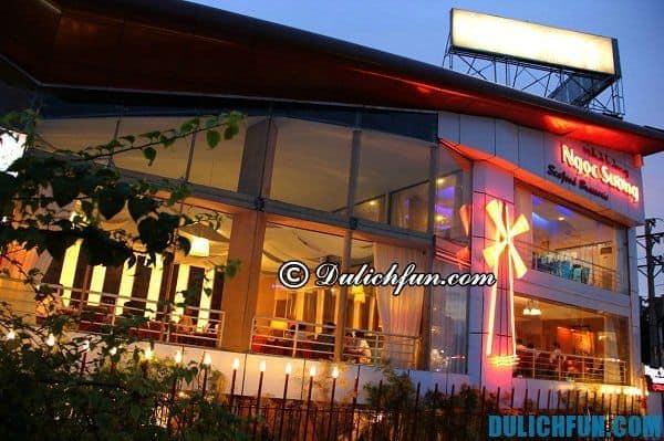 Tới Múi Né, Phan Thiết nên đi ăn ở đâu? Nhà hàng, quán ăn ngon rẻ ở Mũi Né