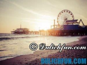 Tổng hợp những địa điểm du lịch ở Los Angeles đẹp, nổi tiếng
