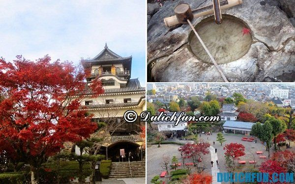 Điểm du lịch không thể bỏ qua ở Nagoya: Những nơi vui chơi, ngắm cảnh, chụp ảnh đẹp ở Nagoya