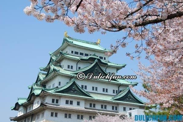 Biểu tượng du lịch Nagoya. Du lịch Nagoya có gì đẹp?