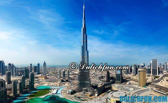 Dulich Dubai vào mùa nào đẹp nhất? Nên đi du lịch Dubai vào thời gian nào - Kinh nghiệm du lịch Dubai tự túc, giá rẻ
