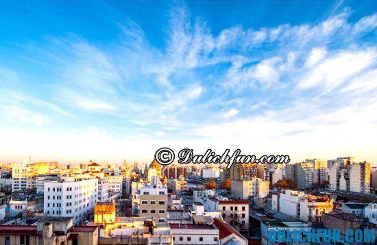 Du lịch Argentina mùa nào đẹp nhất? Thời điểm nào nên đi du lịch Argentina