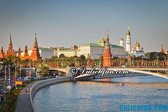 Du lịch Nga mùa nào đẹp nhất? Thời điểm nên đi du lịch Nga