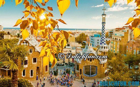 Nên đi du lịch Barcelona vào thời điểm nào? Du lịch Barcelona mùa nào đẹp nhất