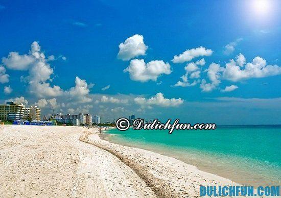 Nên đi du lịch Miami vào thời điểm nào? Du lịch Miami mùa nào đẹp nhất