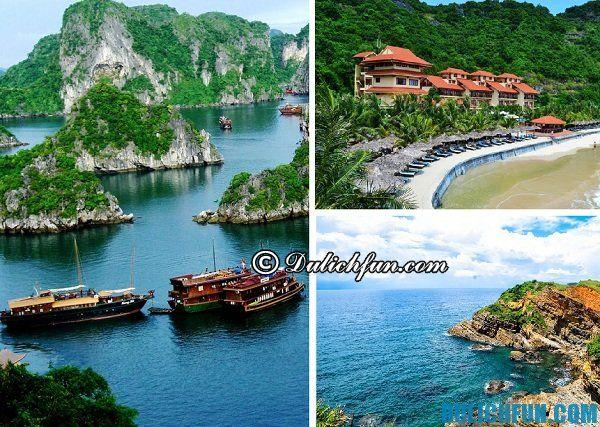 Địa điểm du lịch biển gần Hà Nội: Nên đi du lịch biển nào ở gần Hà Nội