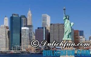 Những địa điểm du lịch miễn phí ở New York đẹp, nổi tiếng